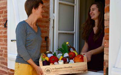 Toulouse : faire ses courses locales et en ligne (et se faire livrer à domicile) !