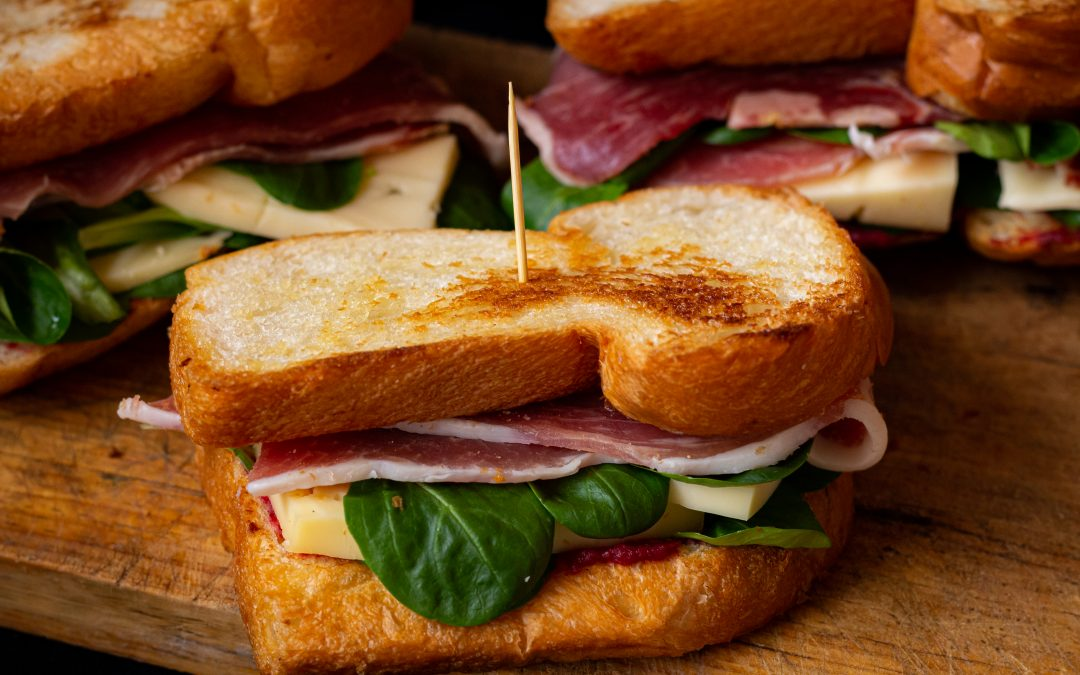Toulouse sandwich